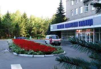 Das bemerkenswerte Regional Clinical Hospital der Omsk?