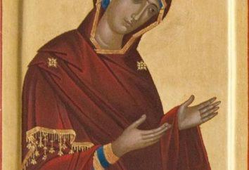 """La preghiera """"Ave, Vergine, rallegratevi,"""" uno dei principali"""