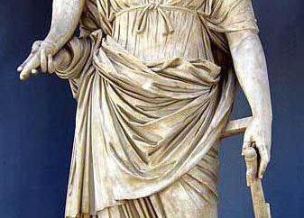 Ceres – bogini pochodzenia życia i płodności