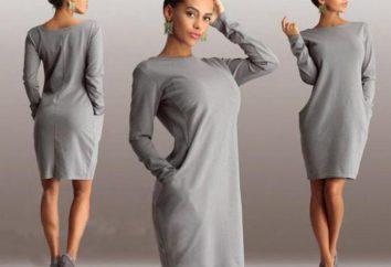 Con quale colore del vestito combinato grigio? Suggerimenti e idee