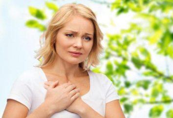 Boli i oparzenia sutek: Przyczyny i schemat leczenia