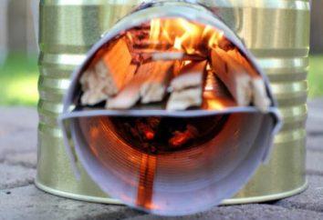Il forno sulla segatura – un modo economico per locali più piccoli di riscaldamento