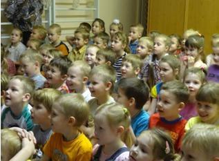 Spektakl lalkowy dla dzieci: scenariusz