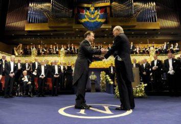 La dimensione del premio Nobel. Premio Nobel: Storia