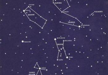 Auriga – una costellazione dell'emisfero boreale. Descrizione, la stella più luminosa