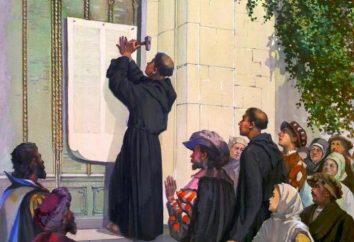 Protestanti – che è tale? Cattolici e protestanti. Protestanti in Russia