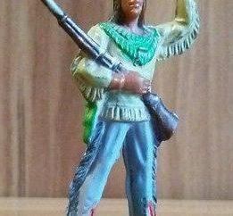 Indiani del giocattolo (RDT) – le figure leggendarie del passato sovietico
