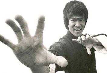 Bruce Lee szkolenie: niekończąca się droga do doskonałości ciała i ducha