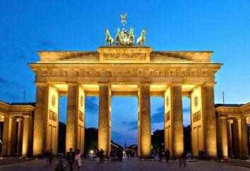 Die Bundesrepublik Deutschland: die Sehenswürdigkeiten. Die wichtigsten Sehenswürdigkeiten von Deutschland mit Namen, Fotos und Beschreibung