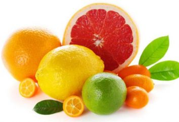 L'acide ascorbique ou vitamine C: qui contient le plus