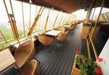 Restauracja Sky Lounge. Restauracja z panoramicznym widokiem
