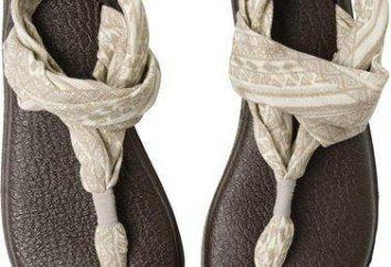 Los zapatos de verano populares son vietnamitas. Descripción, fabricantes, características