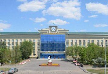 Akademia Rolnicza, Astana – Wydziały