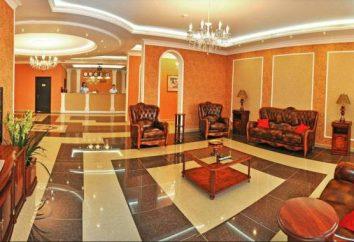 """Der Hotelkomplex """"Emerald"""", Vityazevo: Bewertungen"""