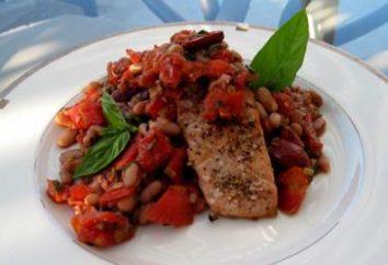 Jak można gotowane ryby morskie z fasoli: Przepisy i zalecenia
