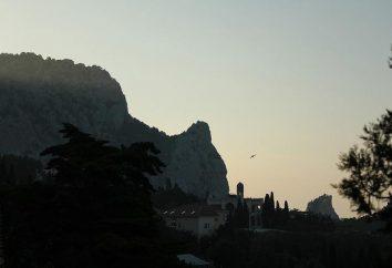 Montagne Cat – merveille de Crimée