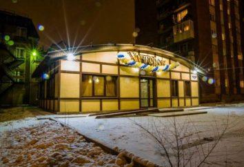 Melhores restaurantes Omsk: lista, classificação, descrição e comentários