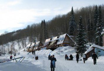 Estações de esqui em Altay: fotos e comentários