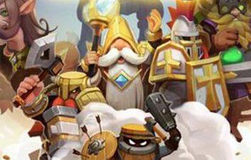 """O jogo """"Battle Castles"""": como vencer a abóbora?"""