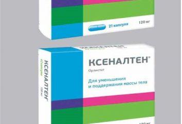 """Medicamento para la pérdida de peso """"Ksenalten"""": revisión de los médicos y los compradores"""