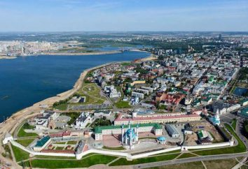 """Hermitage-Kazan"" – centre d'illumination de la capitale du Tatarstan"