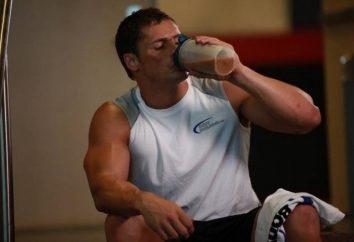 Cómo recibir una proteína de suero de reclutar muscular