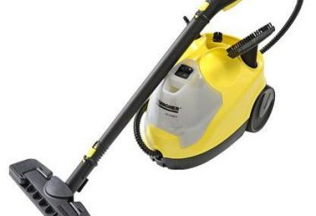Perfection technologies: generator parowy Karcher