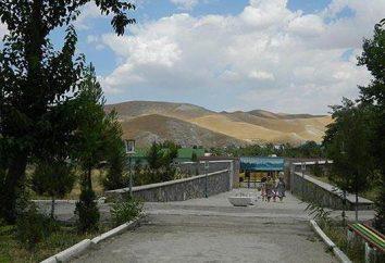 Salute Resorts dell'Uzbekistan: una lista, una breve descrizione