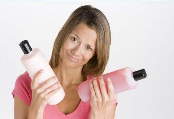Smak i kolor towarzyszy tam, albo jaki rodzaj szamponu jest bardzo dobra