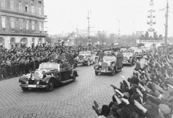 Hitlers erste militärische Operation – Anschluss