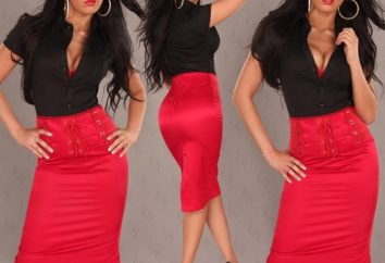 Cosa indossare con una gonna rossa – stilisti di consulenza