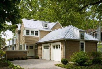 Szew dachu: cechy i edycji zdjęć