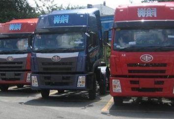 Top camions chinois, commentaires et suggestions