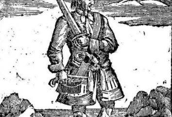 "Dzhek Rekhem – un pirata, gracias a la cual ""Jolly Roger"" tiene un arma"