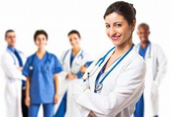 Le médecin – un spécialiste de l'enseignement supérieur médical complété: description de poste, commentaires