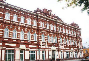 Museu de Arte Regional (Tomsk): Descrição e exposições