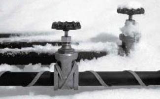 Comment chauffer efficacement la conduite en hiver