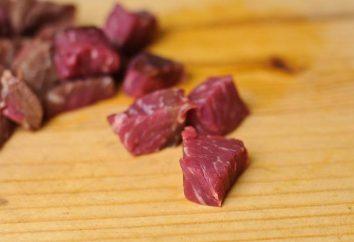 Comment faire cuire les aubergines en arménien?