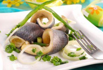 Pyszne i zdrowe ryby śledzia: kaloryczność i najlepsze recepty