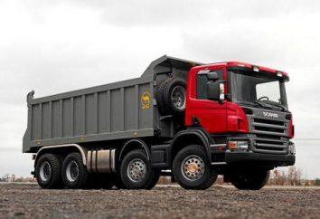 """""""Scania"""" – budowa wysypisko i górnictwo, wydajny i niezawodny"""