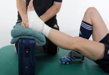 Come per il trattamento di un infortunio alla gamba in casa? gamba pregiudizio di trattamento di rimedi casa popolari