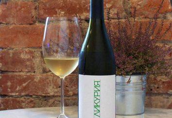 """Wine """"Likuriya"""": Arten, die Beschreibung des Geschmacks, Bewertungen"""