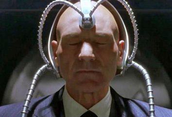 """Profesor Xavier ( """"X-Men""""): una descripción del personaje. Como el profesor Xavier sobrevivió?"""