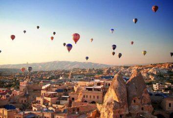 Cappadocia, Turcja: wycieczki, atrakcje, historia i recenzje