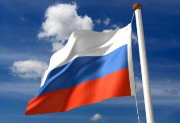 Dzień rosyjskiej flagi. skrypt