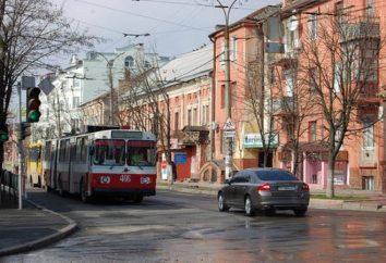 Alberghi Kherson classe economica nei pressi della stazione degli autobus. lista