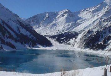 lago Kazajstán – los recursos hídricos del país