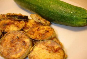 Come fare una pastella per zucchine?