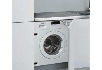 """Arandelas """"Whirlpool"""": revisa los especialistas. Lavadora """"Whirlpool"""": opiniones de clientes"""