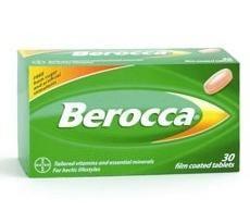 Vitamines et minéraux complexes « Berokka »: mode d'emploi